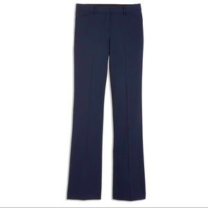 Theory Relaxed Straight Trouser Wool Blend Stretch